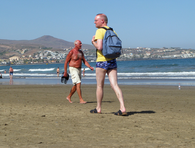 Melanoma alerts meet, Canary Islands, 2009.