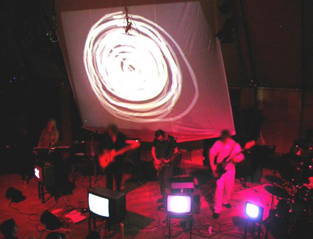 Nazca at Sibelius Academy, 2003.