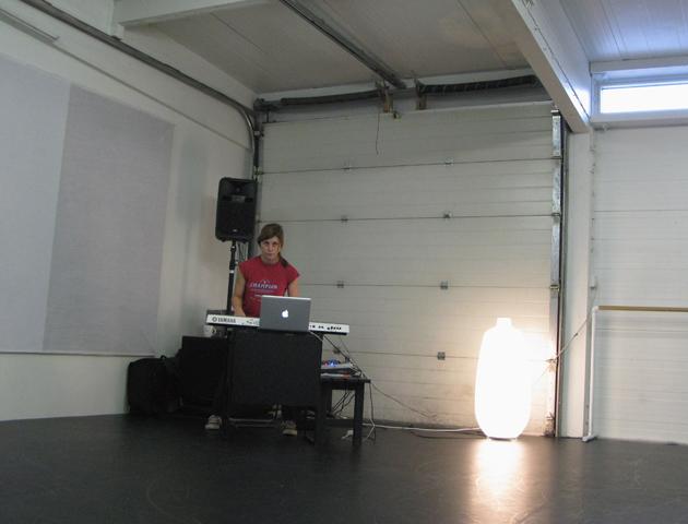 Juli Reinartz's demo of Afrofuturism, 2013.